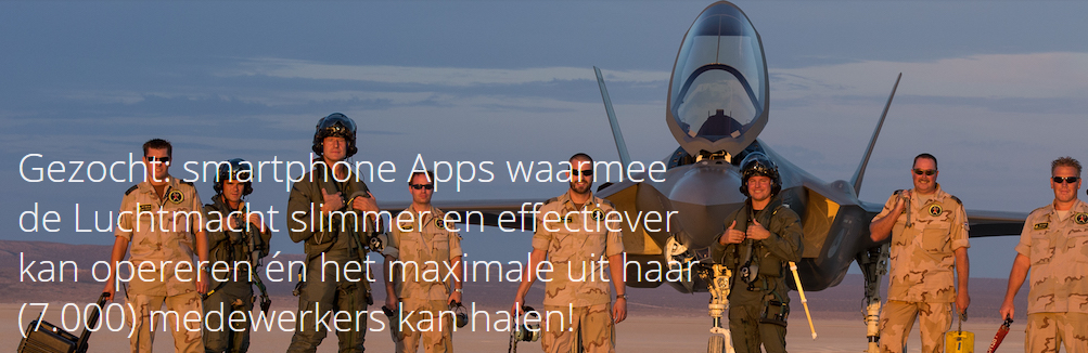 luchtmacht app