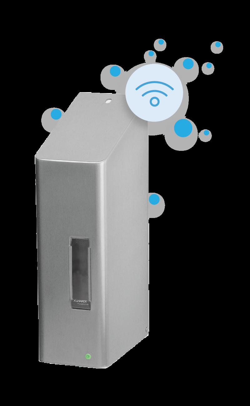 Smart Washroom Solutions. Intelligent Hand Hygiene Dispenser