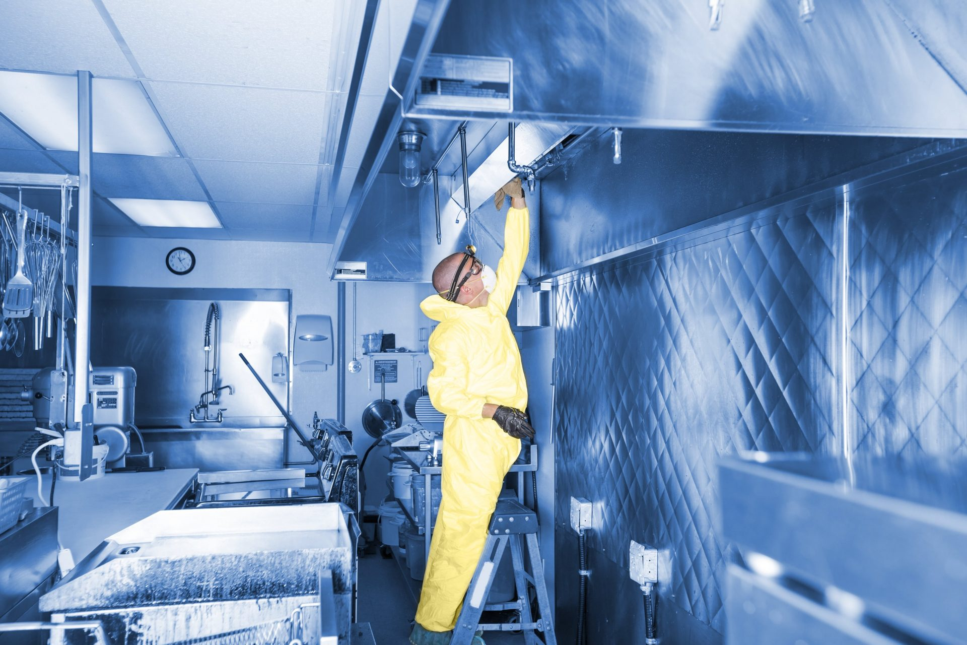 haccp cleaning food industry software