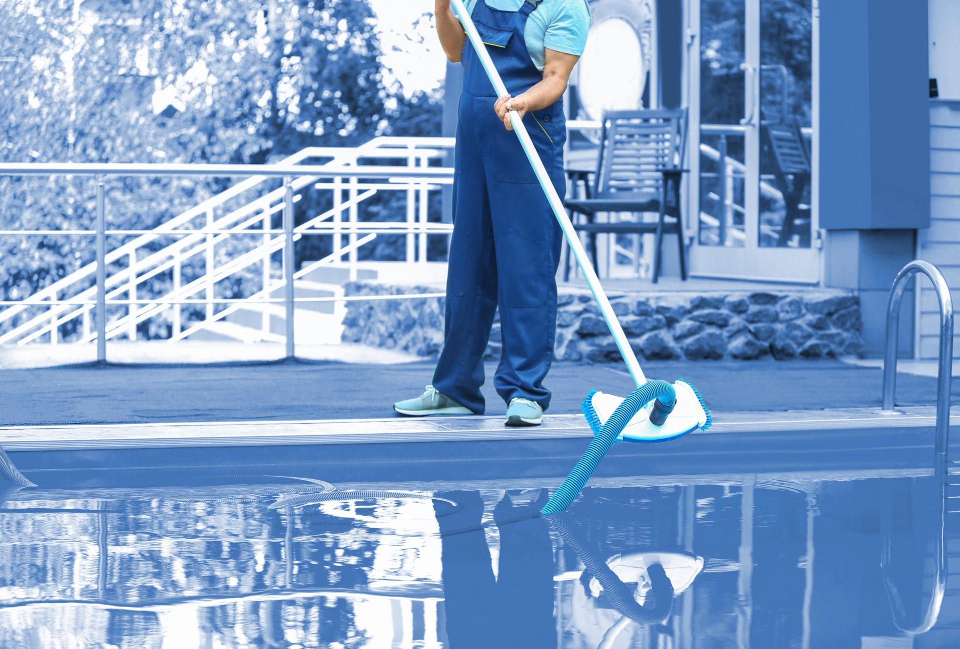 vakantiepark resort schoonmaak app