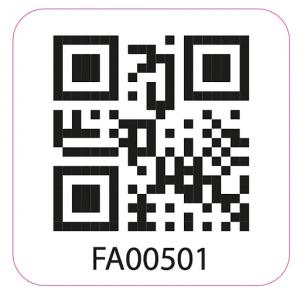 QR & NFC code